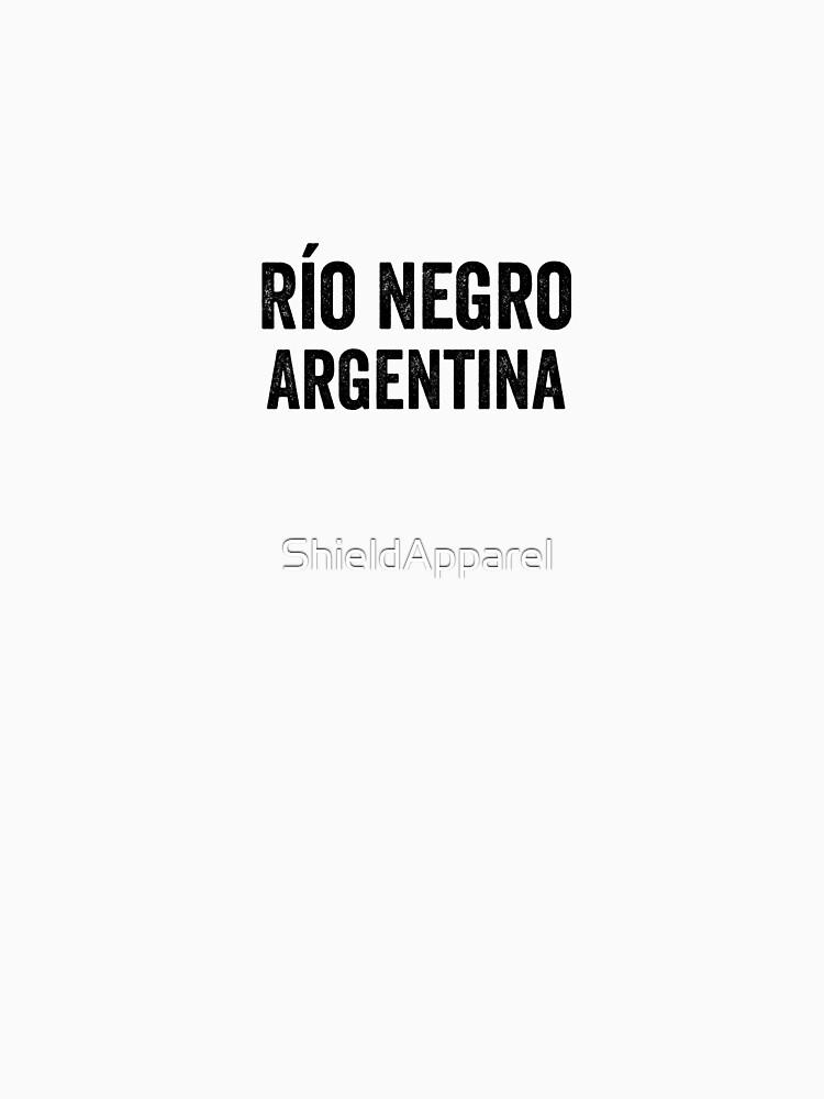 Argentina, Río Negro by ShieldApparel