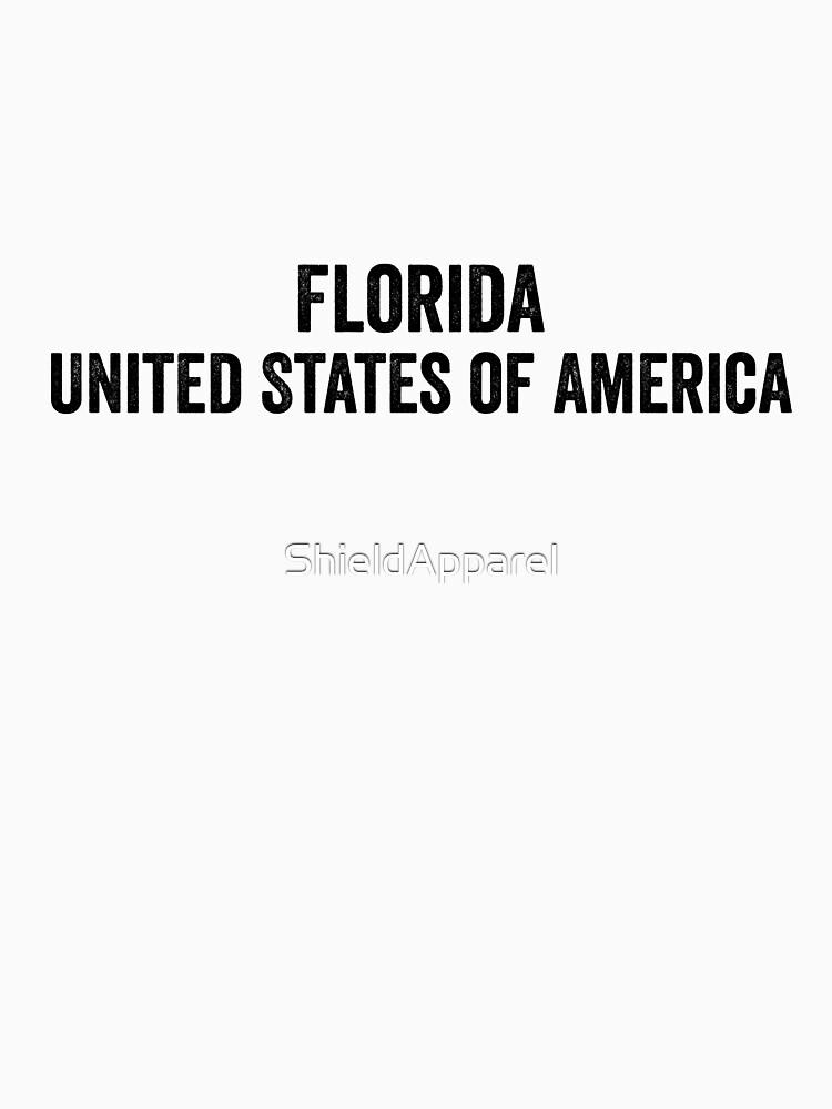 United States of America, Florida by ShieldApparel