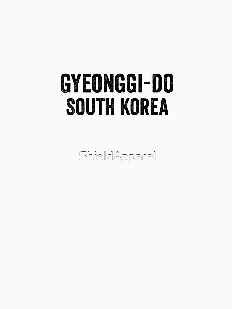 South Korea, Gyeonggi-do by ShieldApparel