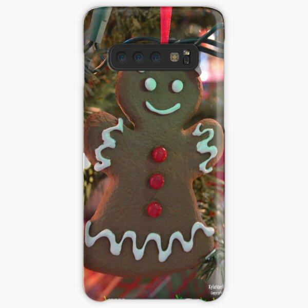 Gingerbread Girl Samsung Galaxy Snap Case