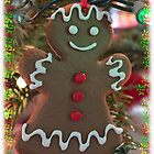 Gingerbread Girl by KylaStanAuthor
