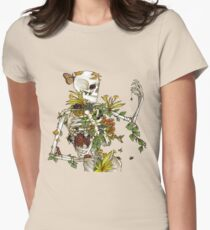 Bones and Botany Women's Fitted T-Shirt