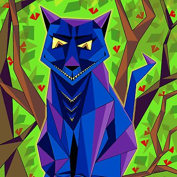 The Cheshire Cat by Connieredd