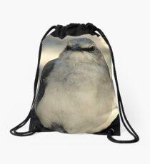 The Mockingbird Drawstring Bag