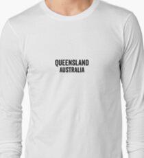 Australia, Queensland Long Sleeve T-Shirt