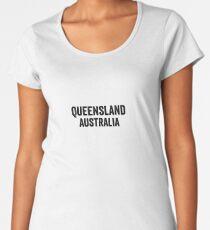 Australia, Queensland Women's Premium T-Shirt