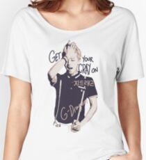 G-Dragon Women's Relaxed Fit T-Shirt