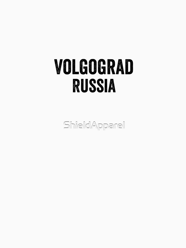 Russia, Volgograd by ShieldApparel