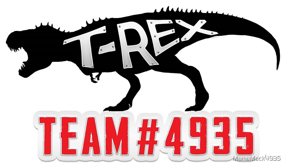 Classic T-Rex 4935 by MamaMack4935