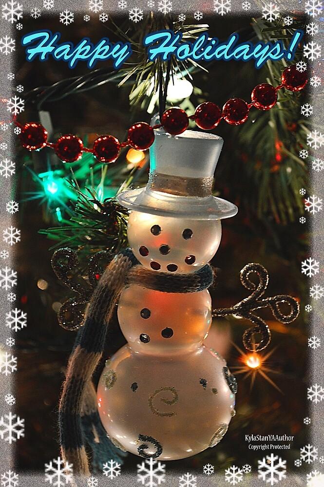 Christmas Snowman by KylaStanAuthor