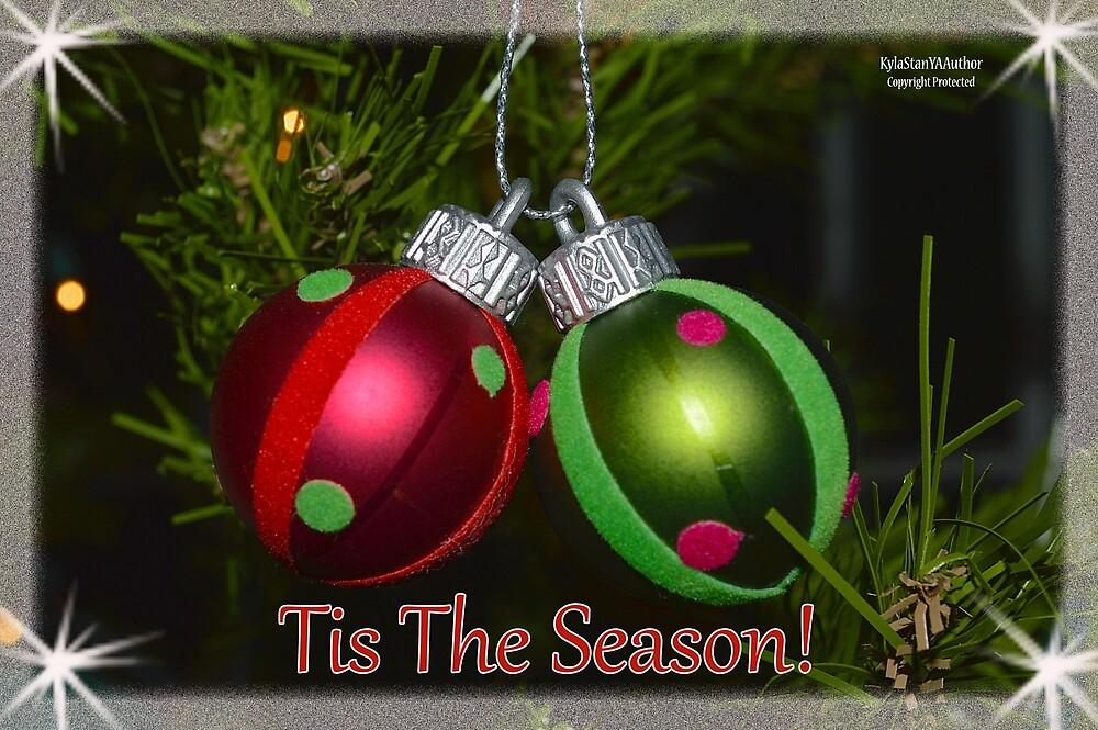Christmas Ornaments by KylaStanAuthor