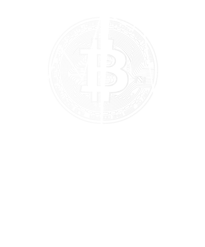 Bitcoin Falling T-Shirt for Crypto Currency Cynics by sirMyko