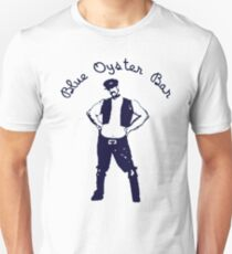 BLUE OYSTER BAR - POLICE ACADEMY MOVIE Unisex T-Shirt