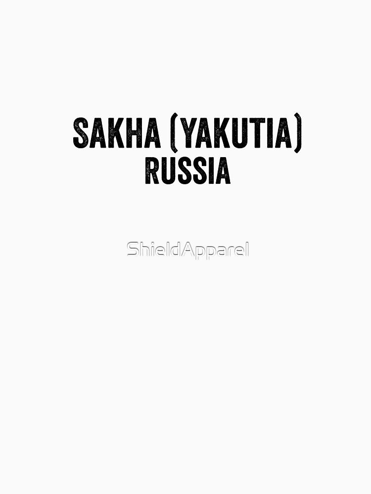 Russia, Sakha (Yakutia) by ShieldApparel