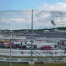 Martinsville Speedway by Julie Conway
