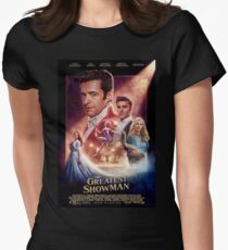 The Greatest Showman Women's Fitted T-Shirt