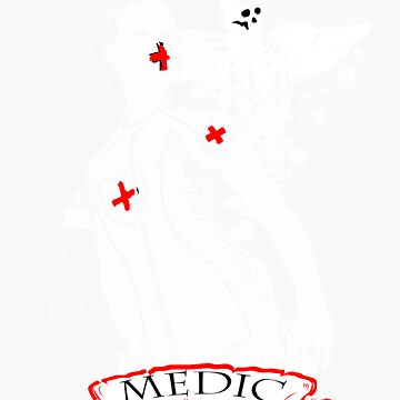 medic fetish by sithlordjax
