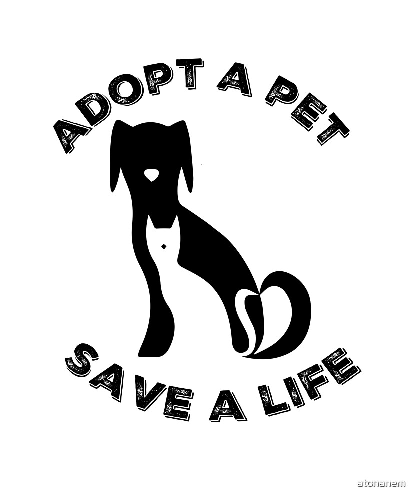 pet rescue shirt cat or dog adopt rescue pet shirt pet rescue shirt design by atonanem