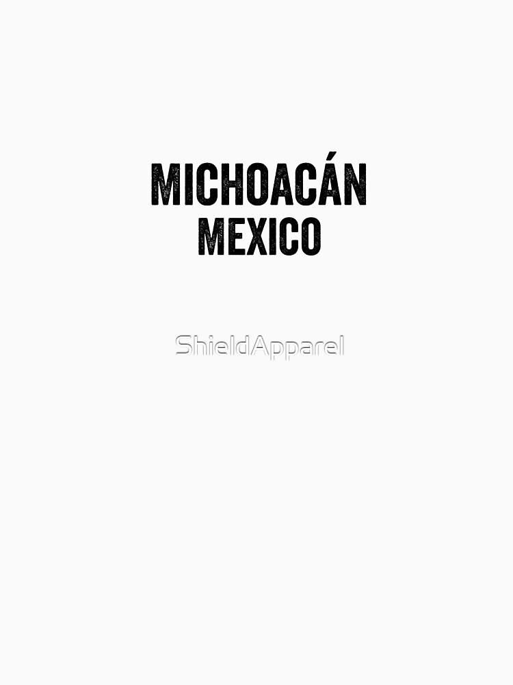 Mexico, Michoacán by ShieldApparel