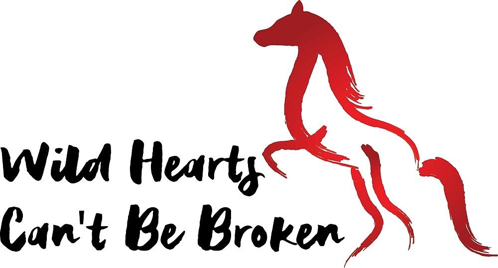 Wild Hearts Can't Be Broken  by KitDen