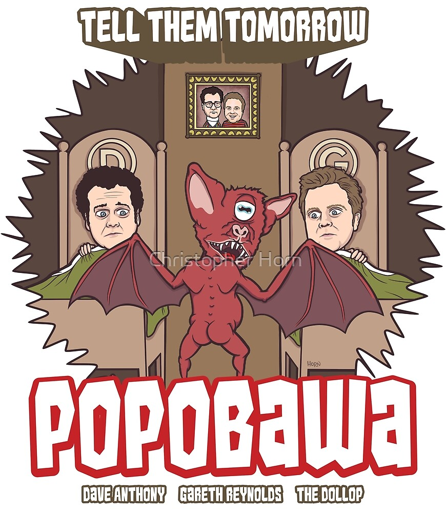 The Dollop: Popobawa by Christopher Horn