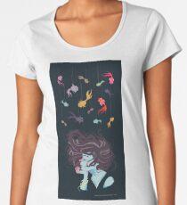 Poissons volants T-shirt premium femme