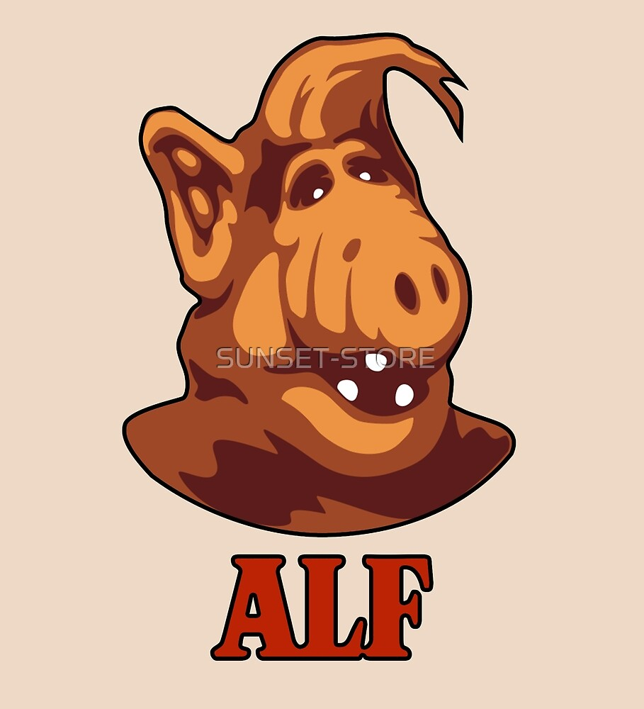 ALF - TV SERIES by SUNSET-STORE