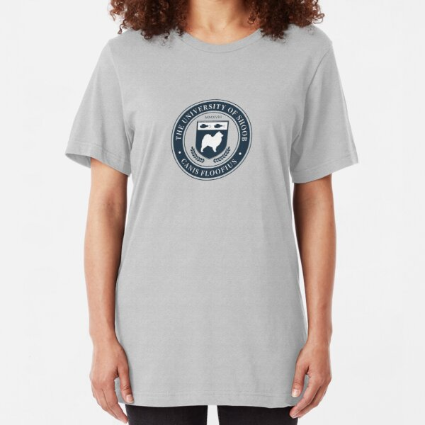 The University of Shoob Slim Fit T-Shirt