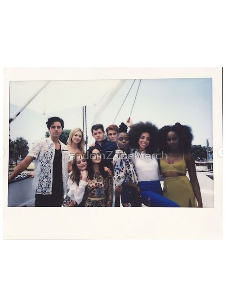 Riverdale Polaroid by FandomZoneMerch