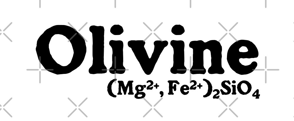 Olivine by RockADoodles
