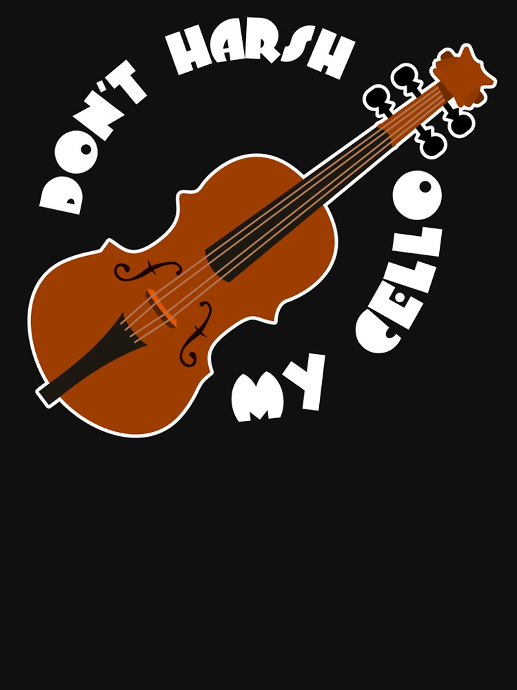 Don't harsh my Cello! by null-painter