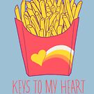 Keys To My Heart by wytrab8