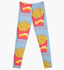Keys To My Heart Leggings