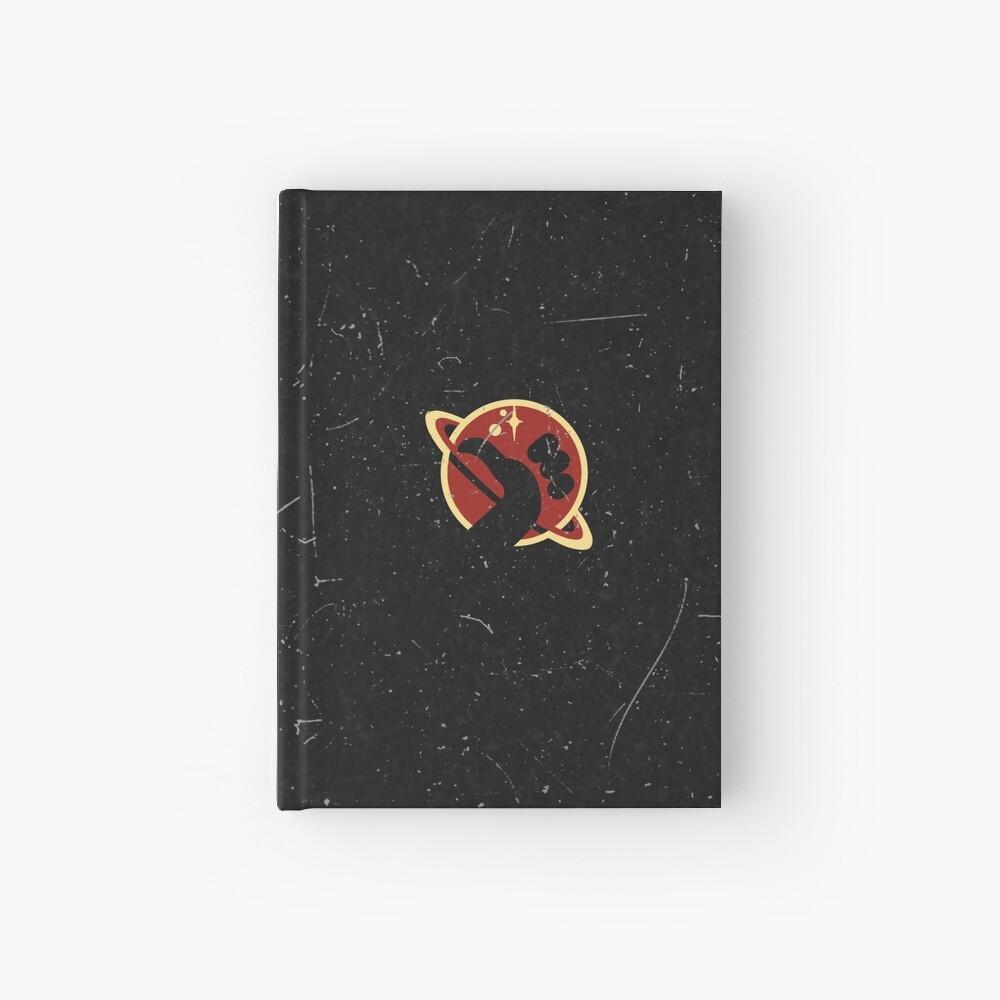 Der Hitchhikers Guide zum Galaxy Journal (abgenutzt) Notizbuch