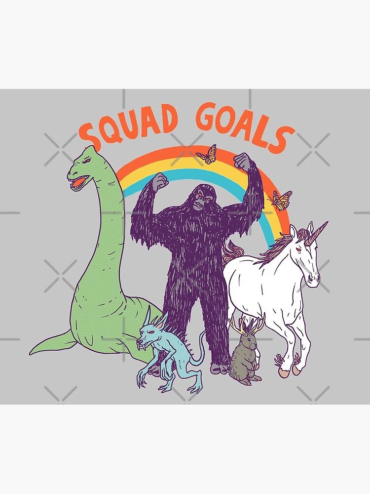 Squad Goals  by wytrab8
