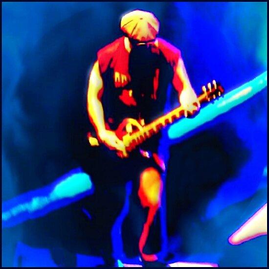 Guitarist   by JLHDesign