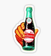 Baylor Dr. Pepper Hour. Sticker