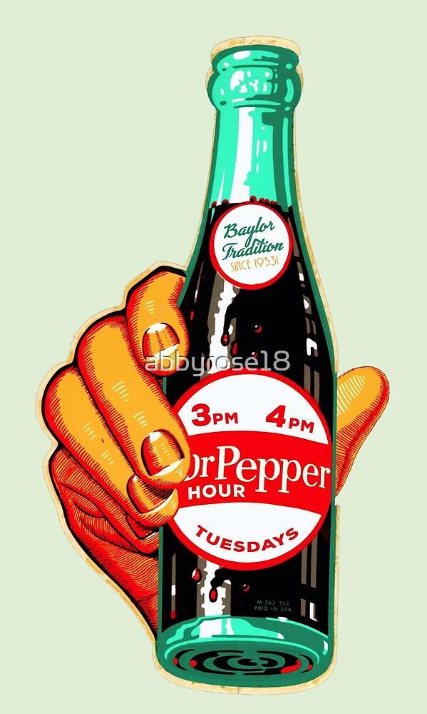 Baylor Dr. Pepper Hour. by abbyrose18