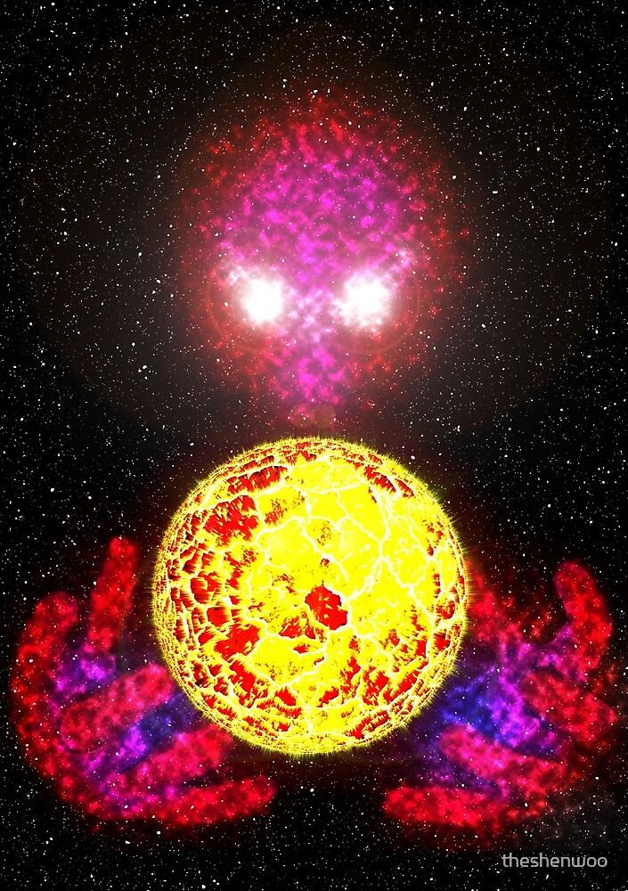 Cosmic Horror by theshenwoo