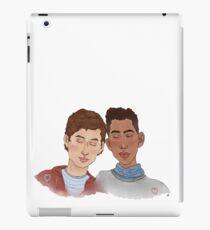 Simon and Bram iPad Case/Skin