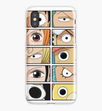 Mugiwara One piece iPhone Case/Skin