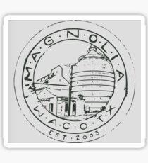 Magnolia Farms Logo Sticker