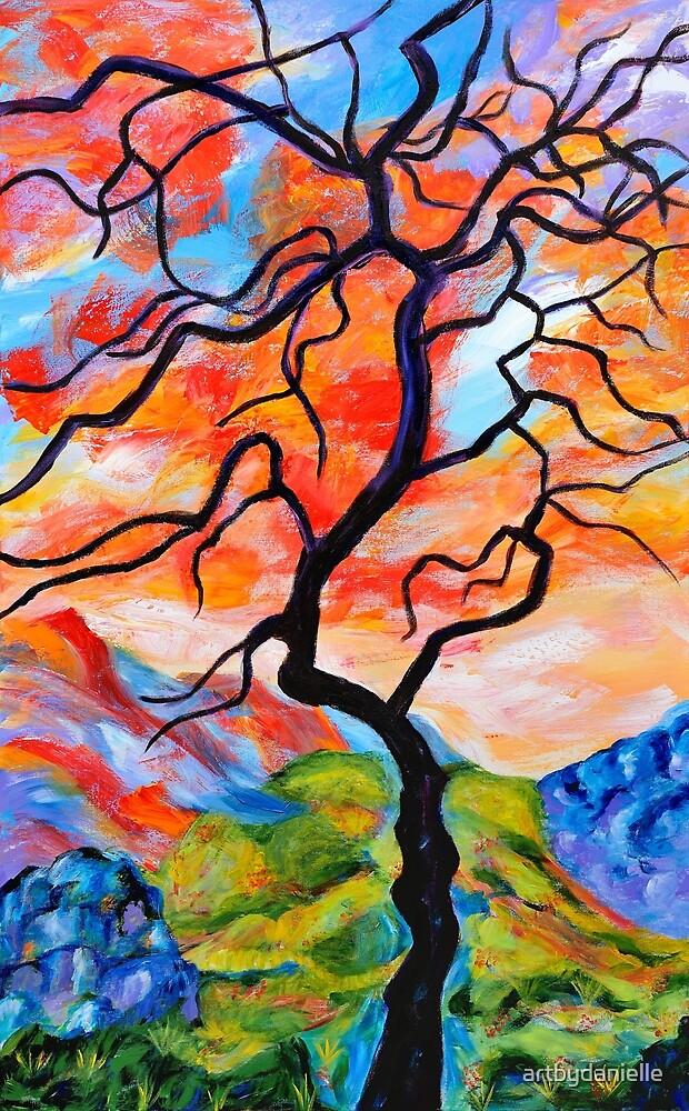 Japanese Maple Tree by artbydanielle