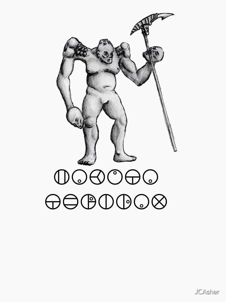 Makuta Teridax Humanicle by JCAsher