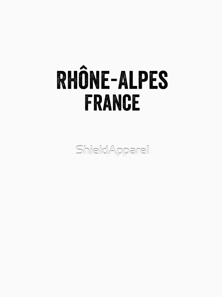 France, Rhône-Alpes by ShieldApparel