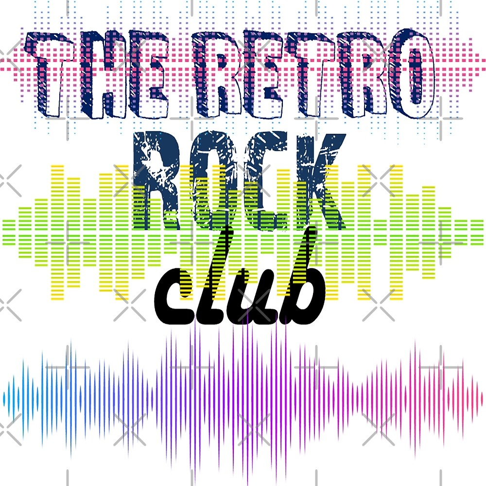 retro rock by HackDay2405