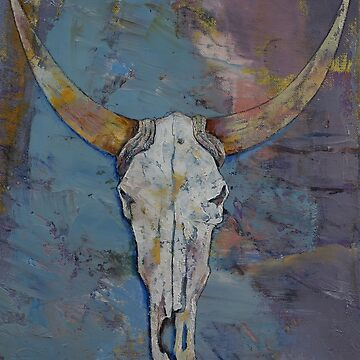 Steer Skull by michaelcreese