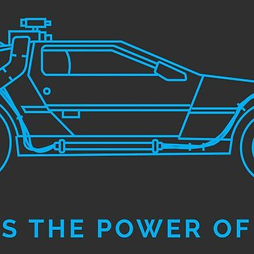 80's Sci-Fi Vehicle Series- BACK TO THE FUTURE by TGIM