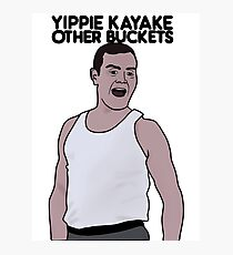 Brooklyn 99: Yippie Kayak Other Buckets Photographic Print