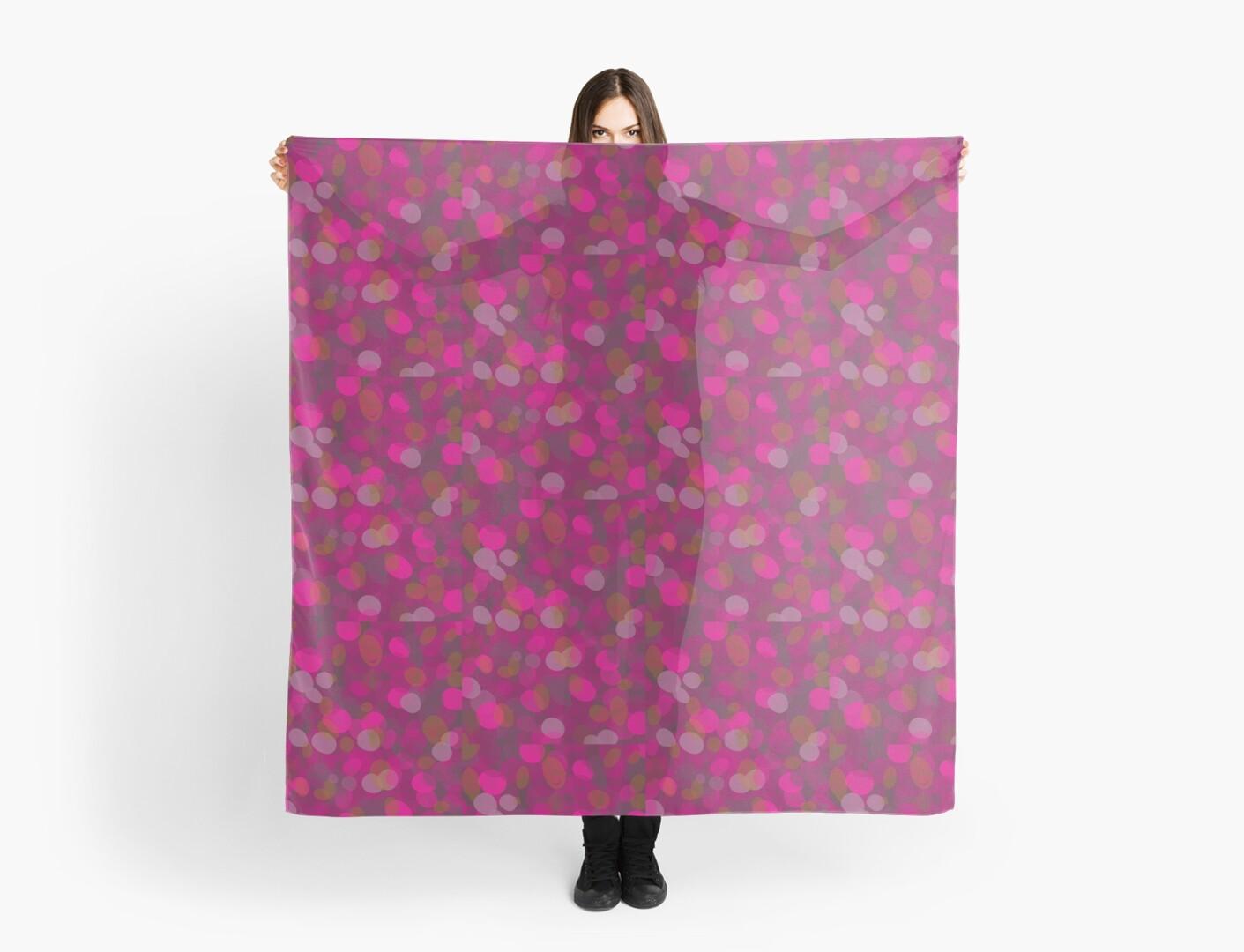 Fun pink pattern by KWhaleBone